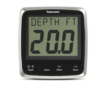 Raymarine i50 Dedicated Depth Function Digital Instrument Display ()