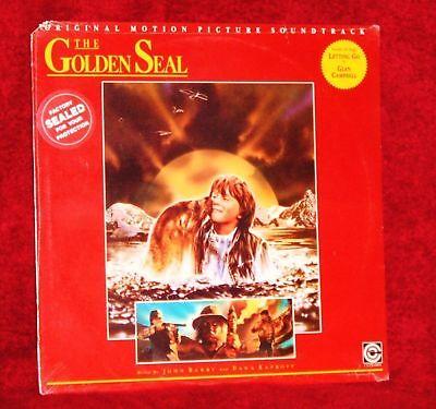 The Golden Seal John Barry   Dana Kaproff 1983  Sealed