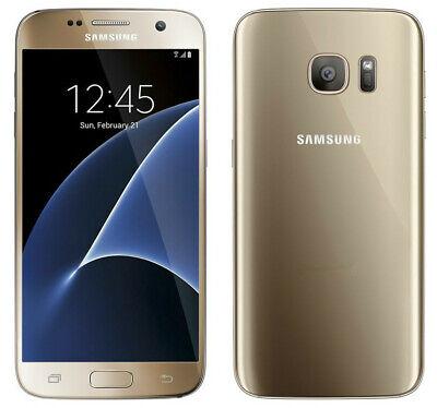 "Samsung Galaxy S7 SM-G930A AT&T T-mobile Unlocked 32GB + 4GB RAM Smartphone 5.1"""