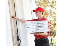 TAKE AWAY DELIVERY DRIVER WANTED - LEEDS MORLEY - DRIVING COURIOR JOB CASH IN HAND