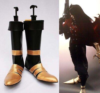 Final Fantasy VII FF 7 Vincent Valentine Cosplay - Final Fantasy Vii Vincent Valentine Cosplay Kostüm