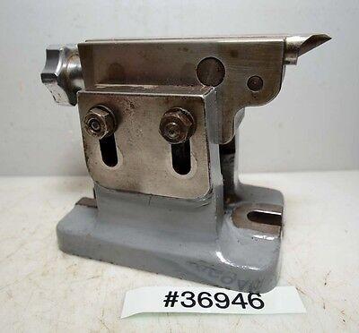 Fritz Werner Adjustable Tailstock Inv.36946