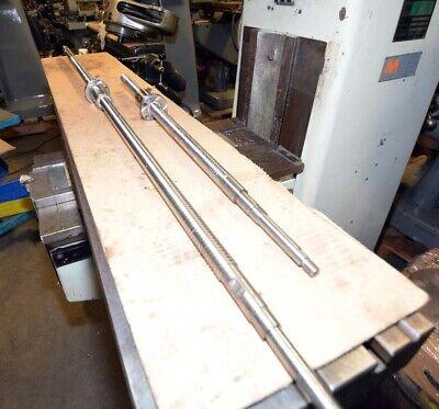 Pmi Ball Screws For Prototrak Dpm Inv 40849