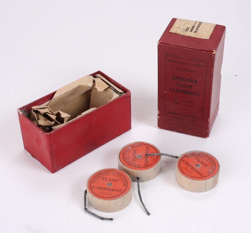 KODAK SPREADER FLASH CARTRIDGES, THREE IN A BOX INTENDED TO HOLD SIX/cks/215904