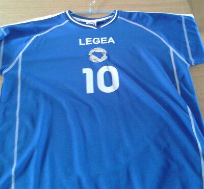 National Team Bosnia Original Shirt Jersey Football Very Rare 2005 Season image