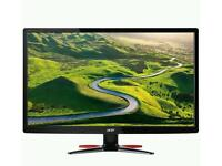 Acer GF24 24 Inch LED Gaming Monitor - Black