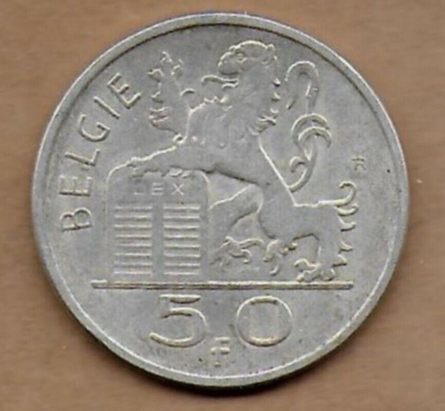 50 Francs argent 1950 FL