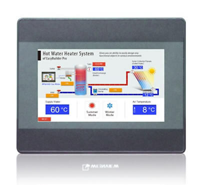 Tk6071ip Weinview Hmi Touch Screen 7 Inch 800480 New In Box Replace Tk6070ip