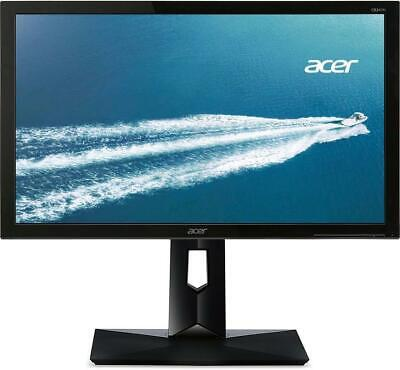 "Acer CB1 24"" LED Widescreen LCD Monitor Full HD 1920x1080 1 ms 60Hz 250 Nit TN"