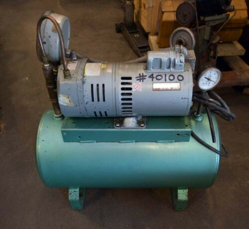 Gast series 1023 Vacuum Pump (Inv.40100)