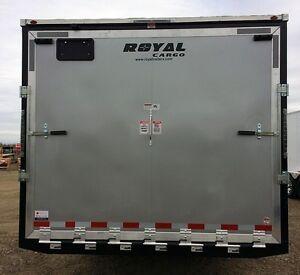 2017 RoyalCargo XRARSMT60-826-78 Enclosed Snowmobile Trailer Edmonton Edmonton Area image 4