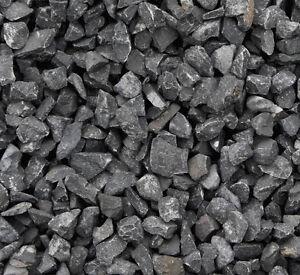 Graniglia di marmo Nero Ebano 8/12 mm 10 kg sassi pietre decorazione x giardino  eBay
