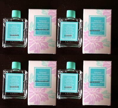 LOT OF 10 AVON Perfumed Liquid Deodorant