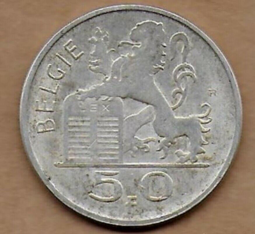 50 Francs argent 1951 FL