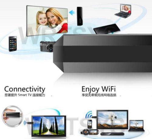 USB Wireless Lan WiFi Adapter for Samsung Smart TV WIS12ABGN