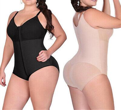 Women Firm Control Black Nude Bodysuit Thong Panty Shape Best Shapewear with