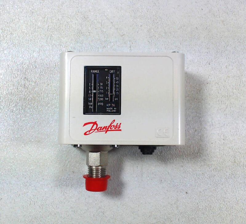 Danfoss Kp36 Pressure Control OEM 060-113766