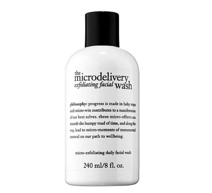 Philosophy The Microdelivery Daily Exfoliating Wash 8oz ~SEA