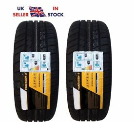 2X New 195/65r15 Budget Two 195 65 r 15 x2 Fitting Available LONGTON