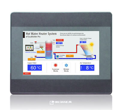 Tk8071ip Weinview Hmi Touch Screen 7 Inch With Ethernet New