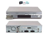 Panasonic DMR-ES30V DVD/VCR combo