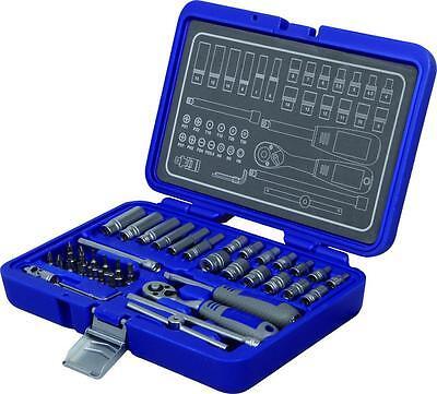 4 Werkzeug-set (Michelin MSS-42-1/4 Steckschlüsselsatz 42tlg., Werkzeug Set mit Koffer)
