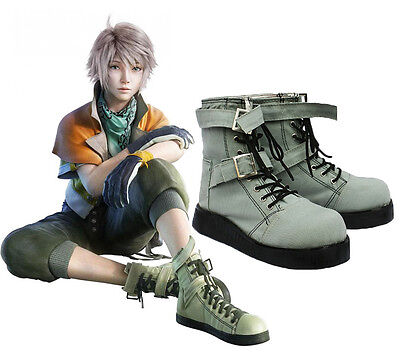 Final Fantasy XIII FF 13 Hope Estheim Cosplay Schuhe Kostüm Shoes scarpa - Hope Estheim Kostüm