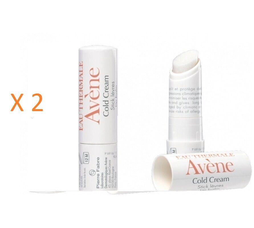 Avene Cold Cream Lip Balm, .14 oz