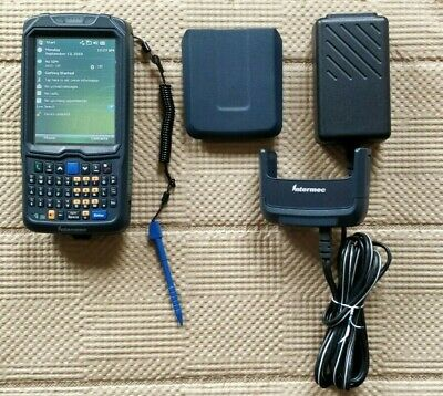 Intermec Cn50 Windows Mobile 6.1 Barcode Scanner And Excellent Condition