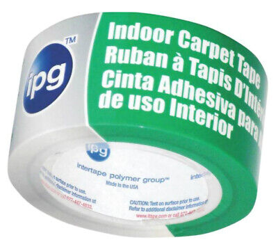 Intertape 9971 Double Sided Carpet Tape 1.88 X 10 Yd