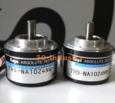 Qty1 New For Koyo Absolute Rotary Encoder Trd-na1024nw-2302