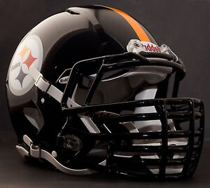 Custom Pittsburgh Steelers Nfl Riddell Revolution