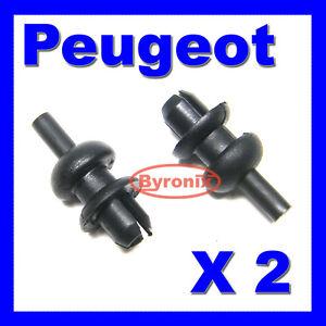 peugeot parcel shelf cord string plastic clips 106 205 206 306 307 308 ebay. Black Bedroom Furniture Sets. Home Design Ideas