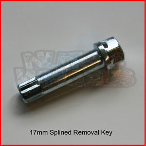 TUNER Wheel nut bolt KEY  Spare replacement