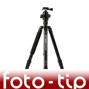 Triopo-MT-3230X8C-tripod-Traveller-ball-head-B-2-with-a-quick-release-plate