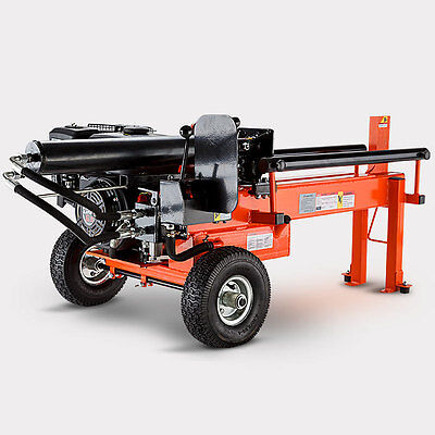 15 tonne petrol log splitter