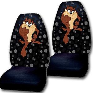 Taz Car Seat Covers
