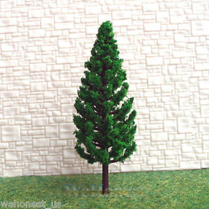 100 pcs Model Trees Pine Trees for OO gauge or HO gauge #7828