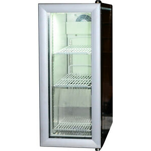 Countertop-Reach-In-Beverage-Display-Cooler-Compact-Commercial-Mini-Refrigerator