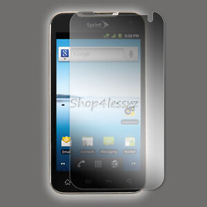 6 Packs For Sprint LG (Viper 4G LTE LS840) Clear LCD Screen Protector Cover