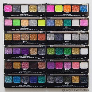 2-NYX-Glitter-Cream-Palette-Pick-Your-2-Colors