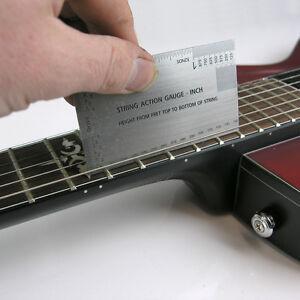 string action gauge guitar luthier tool to13 ebay. Black Bedroom Furniture Sets. Home Design Ideas