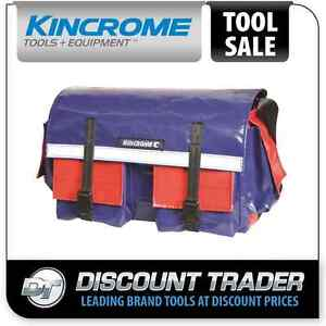 Kincrome Heavy Duty Miners Bag 7 Pocket - K7020