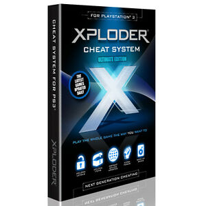 Xploder Cheat System Ps3 Free Download