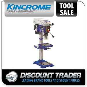 Kincrome Bench Drill Press Bench Mounted Variable Speed - K15310