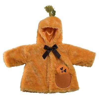 Baby Gund Halloween (GUND Baby Li'l Pumpkin Costume Coat Robe CUTE)