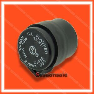 NEW-LED-TURN-SIGNAL-FLASHER-FLASH-CONTROLLER-RELAY-3-PIN-UNIVERSAL
