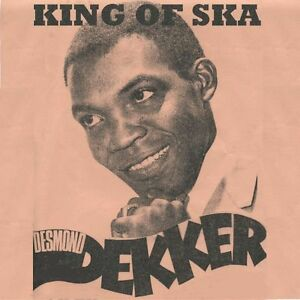 Desmond Dekker(CD Album)The King of Ska-Secret-SECCD011-UK-New
