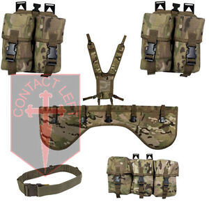 Full-Set-Multicam-MTP-All-Arms-PLCE-Webbing-Airborne-Army
