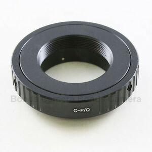 C-Mount-16mm-Movie-Film-1-2-Lens-To-Pentax-Q-P-Q-PQ-mount-Camera-Adapter-Ring